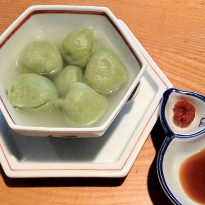 のんちゃん水餃子